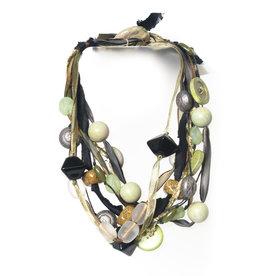 Teresa Goodall Teresa Goodall Rye Handmade Stone Necklace