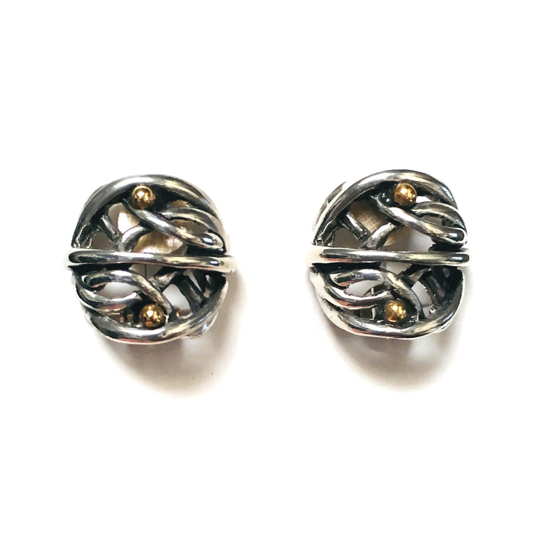 Fahrenheit Fahrenheit Tangle Earrings