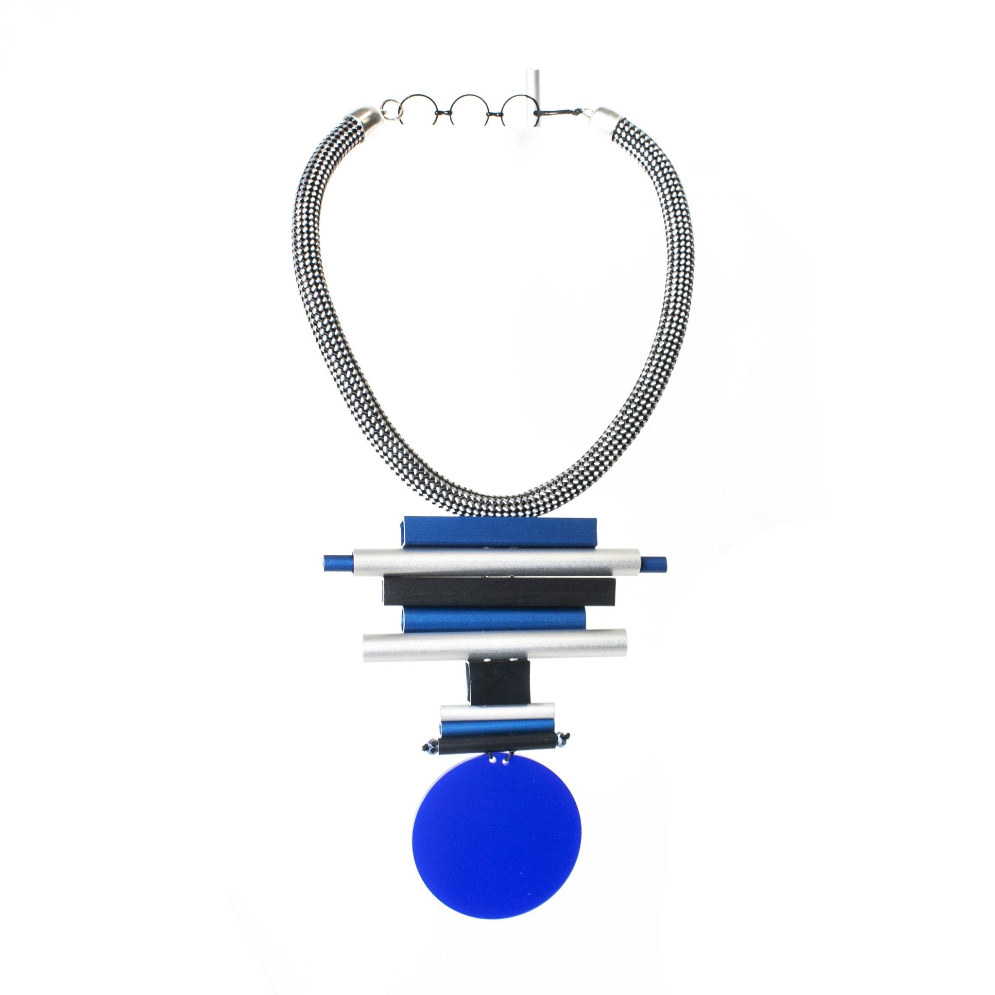Christina Brampti Christina Brampti Stacked Bar Necklace