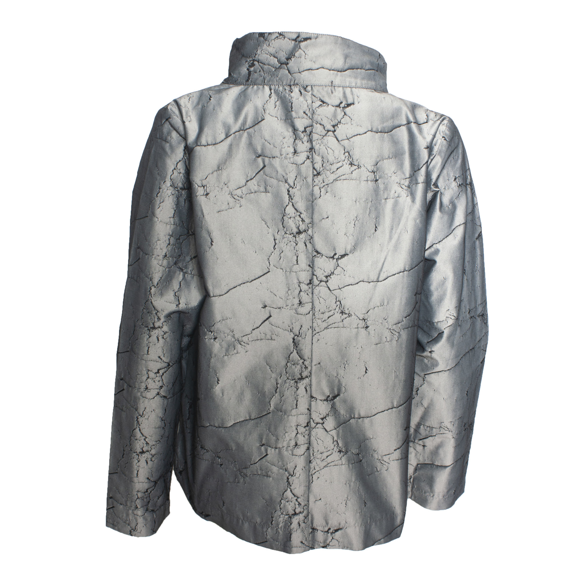 Sun Kim Sun Kim Paris Jacket- Light Grey