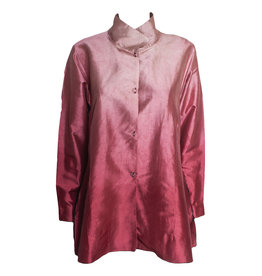 Deborah Cross Deborah Cross Fitted Shirt - Pink