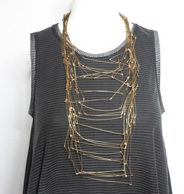Meghan Patrice Riley Meghan Patrice Riley Maxi Line Segments Necklace