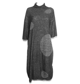 Xiaoyan Xiaoyan Wool Dress - Grey