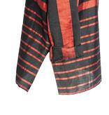 Xiaoyan Xiaoyan Stripe Shirt - Black/Red
