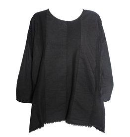 Xiaoyan Xiaoyan Verti Top - Black