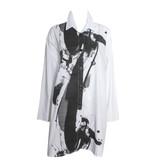 Xiaoyan Xiaoyan Long Shirt White