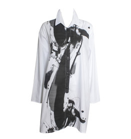 Xiaoyan Xiaoyan Long Shirt - White