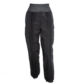 Xiaoyan Xiaoyan Waist Band Pants - Black