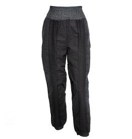 Xiaoyan Xiaoyan Waist Band Pants - Black