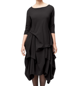 Porto Porto Babylon Dress Midnight