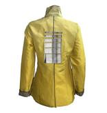 Deborah Cross Deborah Cross Dart Jacket - Yellow