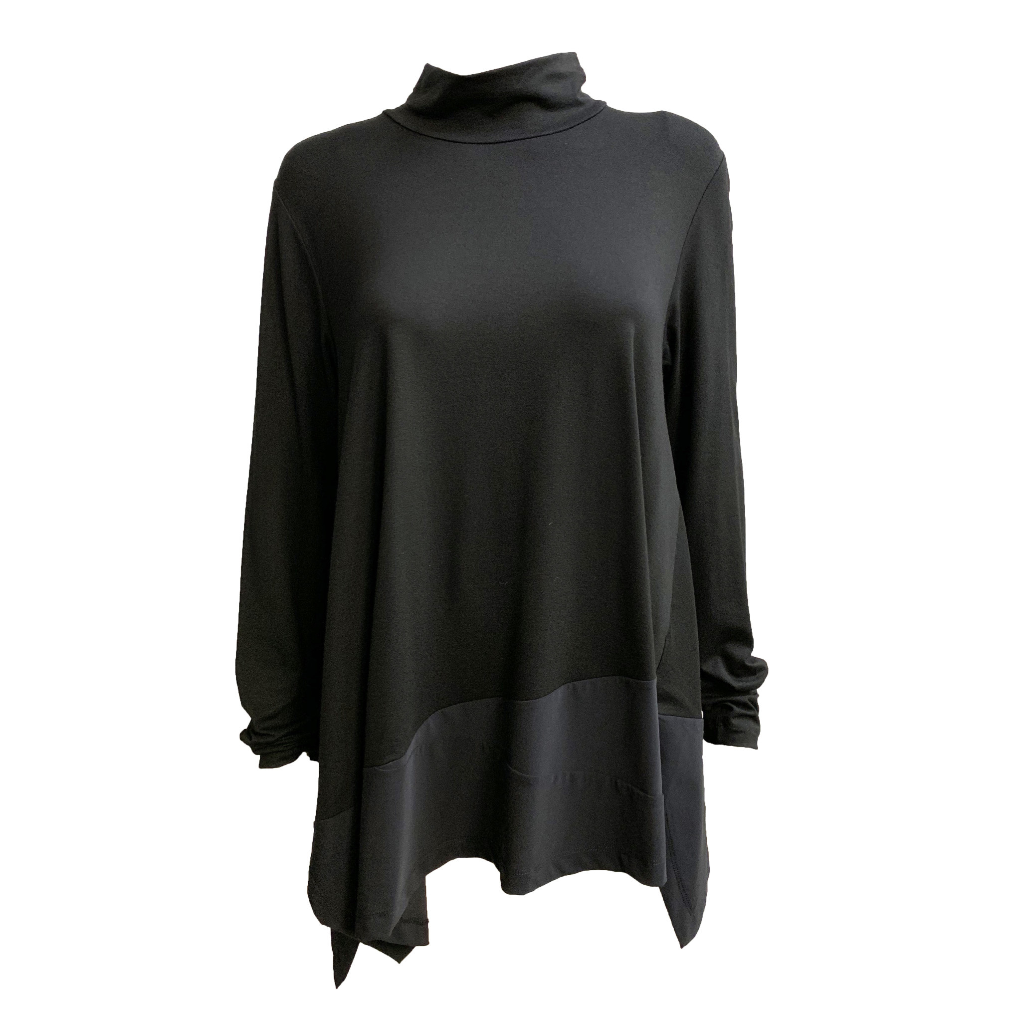Alembika Alembika Long Sleeve Top - Black