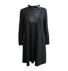 NY77 Design NY77 Design Zip Tunic - Black