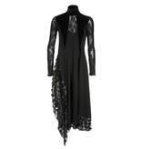 HIGH High Elitist Dress - Black