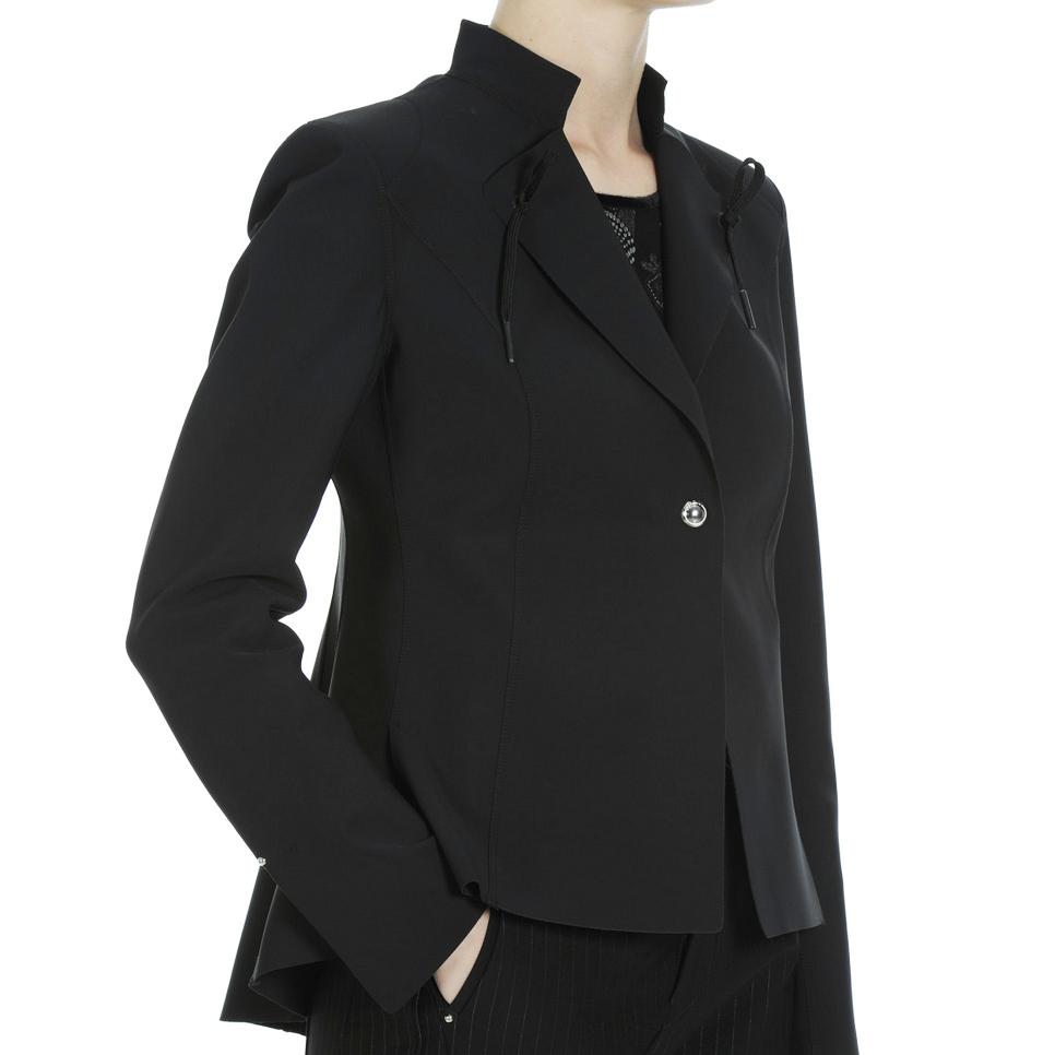 HIGH High Ad-Lib Jacket - Black