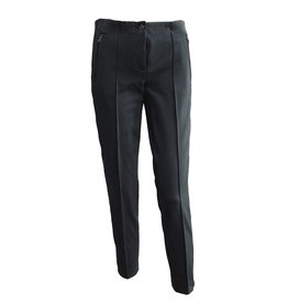 Cambio Cambio Ros Pants Copper Side Stripe - Black