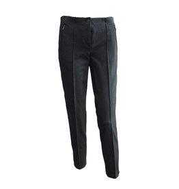 Cambio Cambio Ros Pants Copper Side Stripe - Black