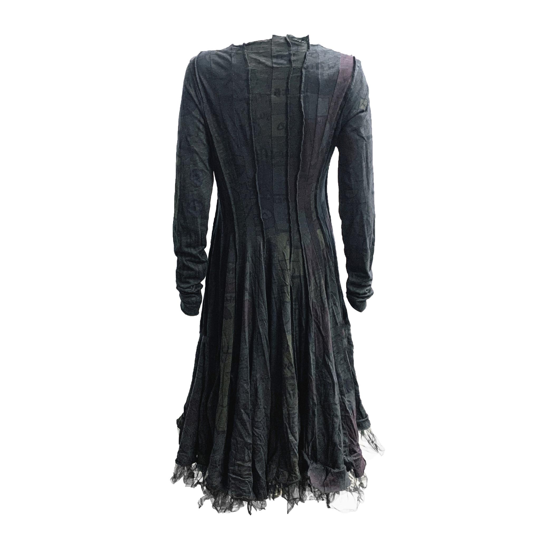 Studio Rundholz Studio Rundholz Print Dress- Multi