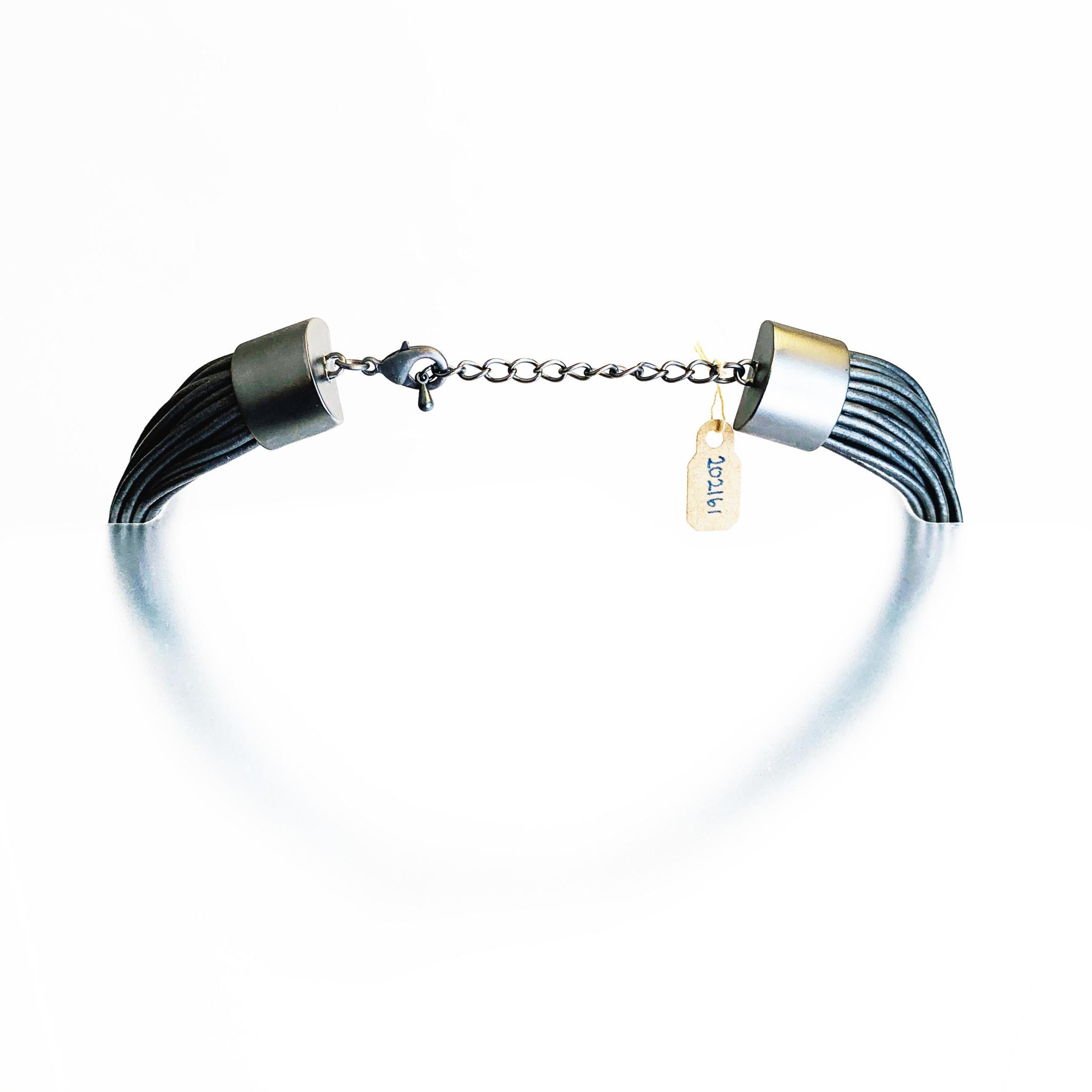 Escape From Paris Escape From Paris Sidewinder Multi Strand Necklace