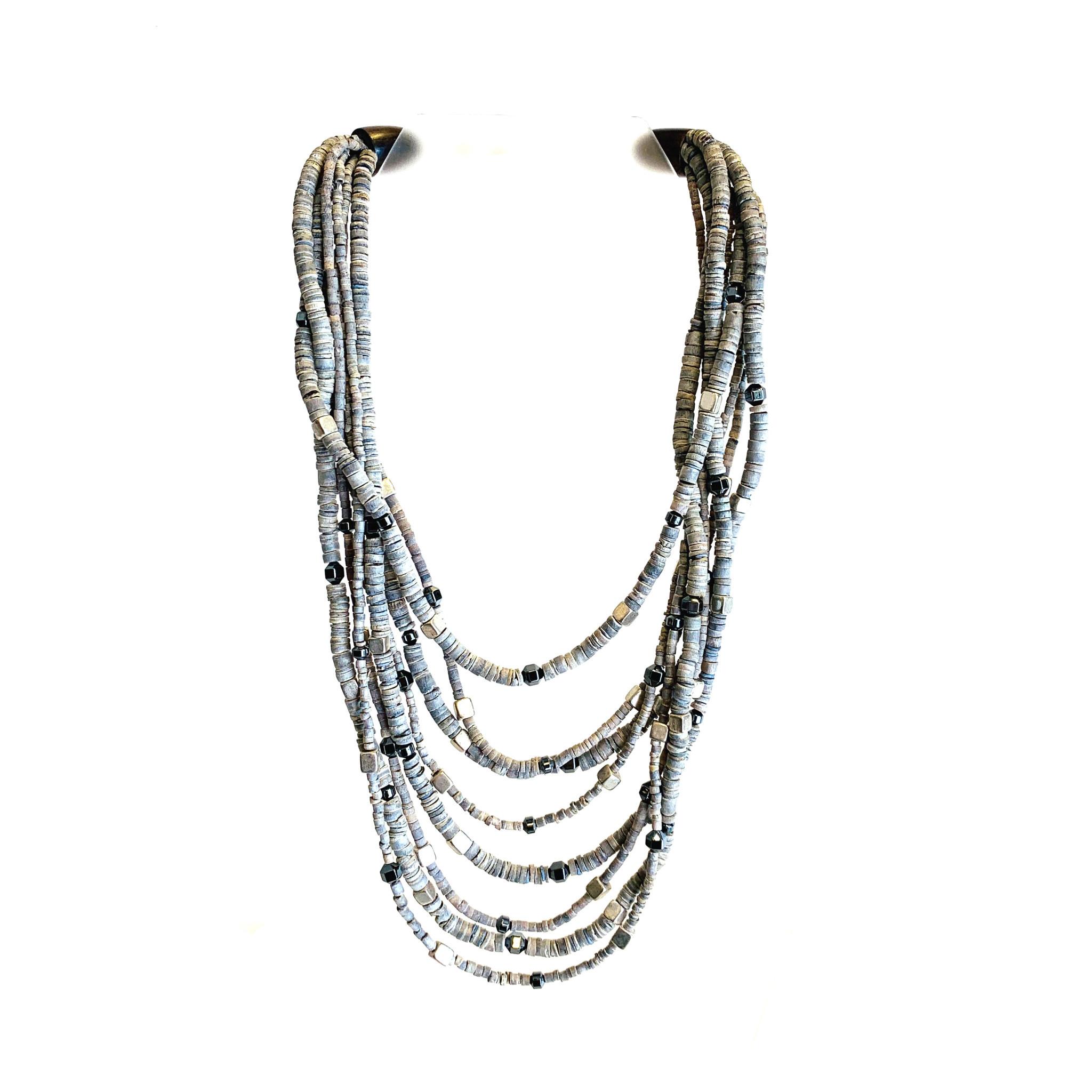 Escape From Paris Escape From Paris Thin Stranded Necklace