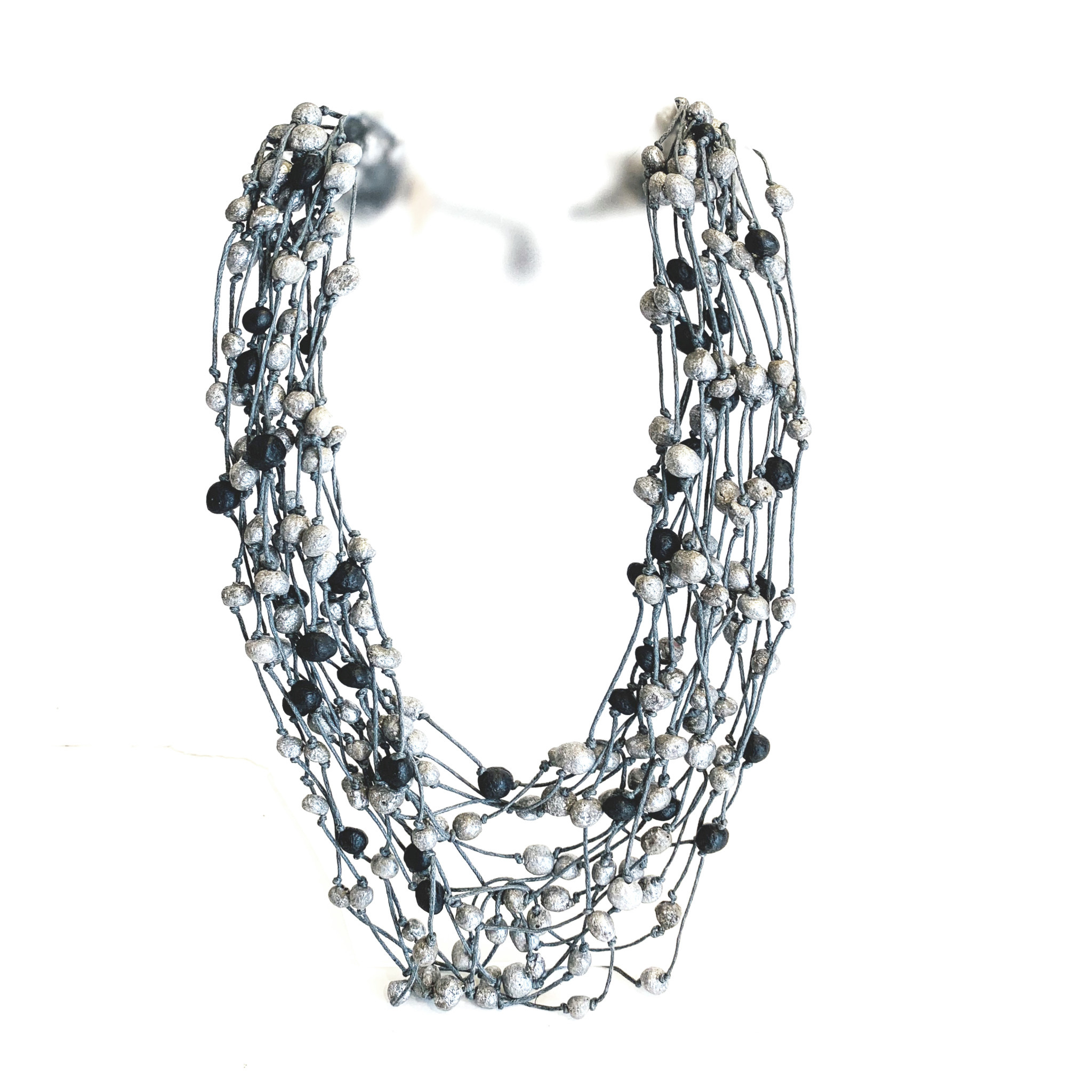 Escape From Paris Escape From Paris Stranded Beaded Necklace