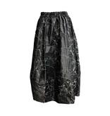 Sun Kim Sun Kim Midtown Skirt - Dark Grey Crack