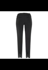Cambio Cambio Top Print Rosa Pants - Black/White