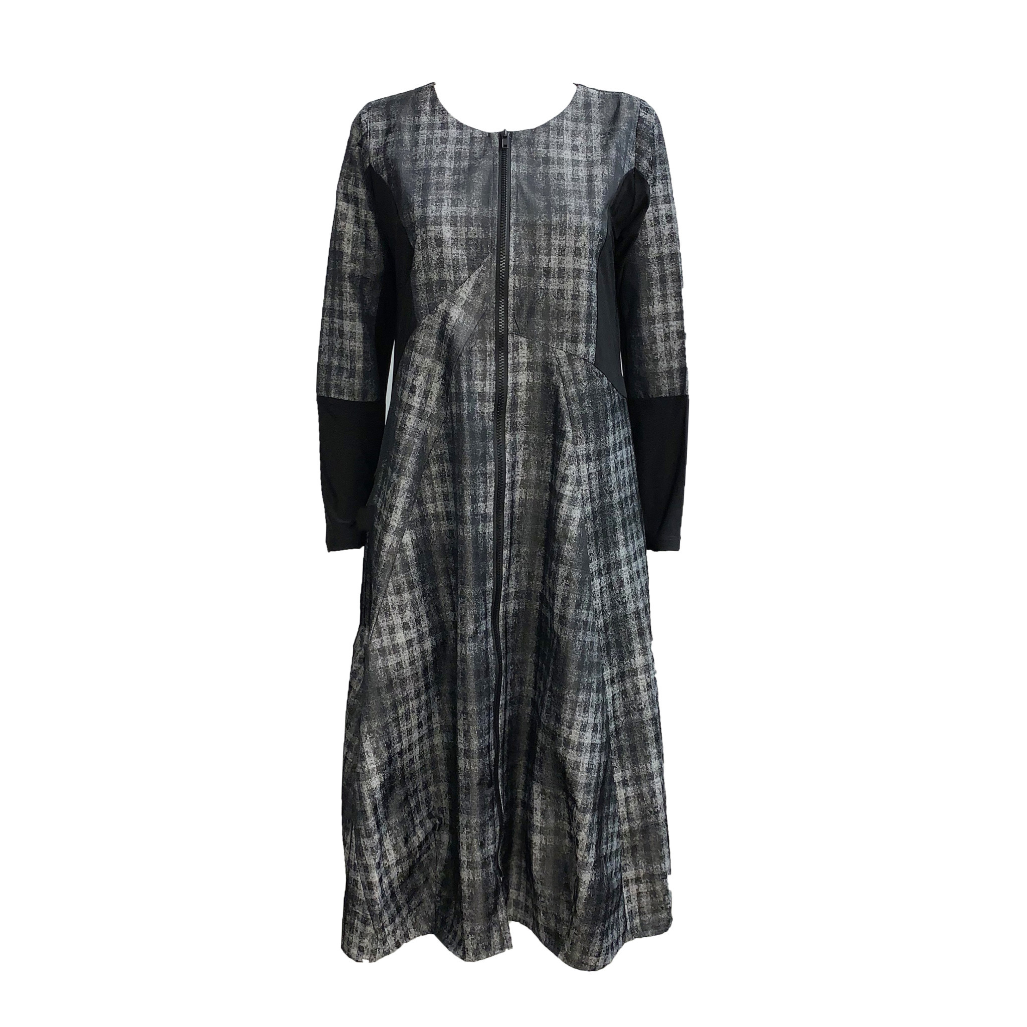 Sun Kim Sun Kim Claire Dress - Dark Shadow