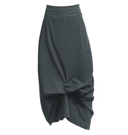 Porto Porto Napolean Long Skirt - Nickel