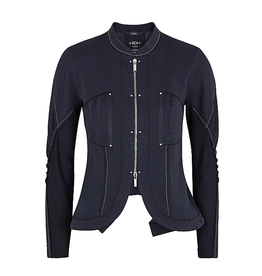 HIGH High Confide Jacket-Navy