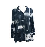 Studio Rundholz Studio Rundholz Print Jacket - Black Print