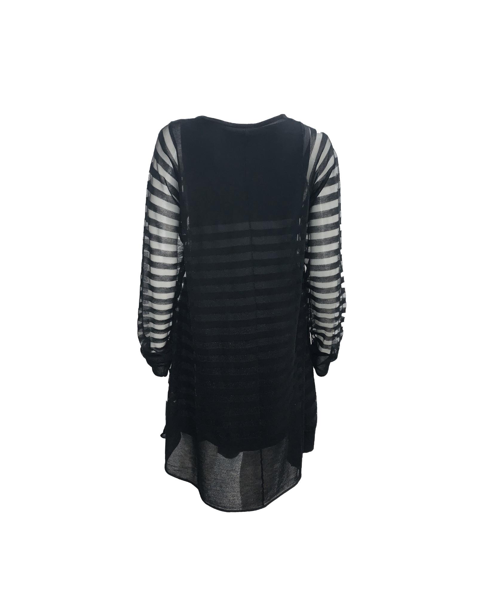 Studio Rundholz Studio Rundholz Knitted Tunic - Black