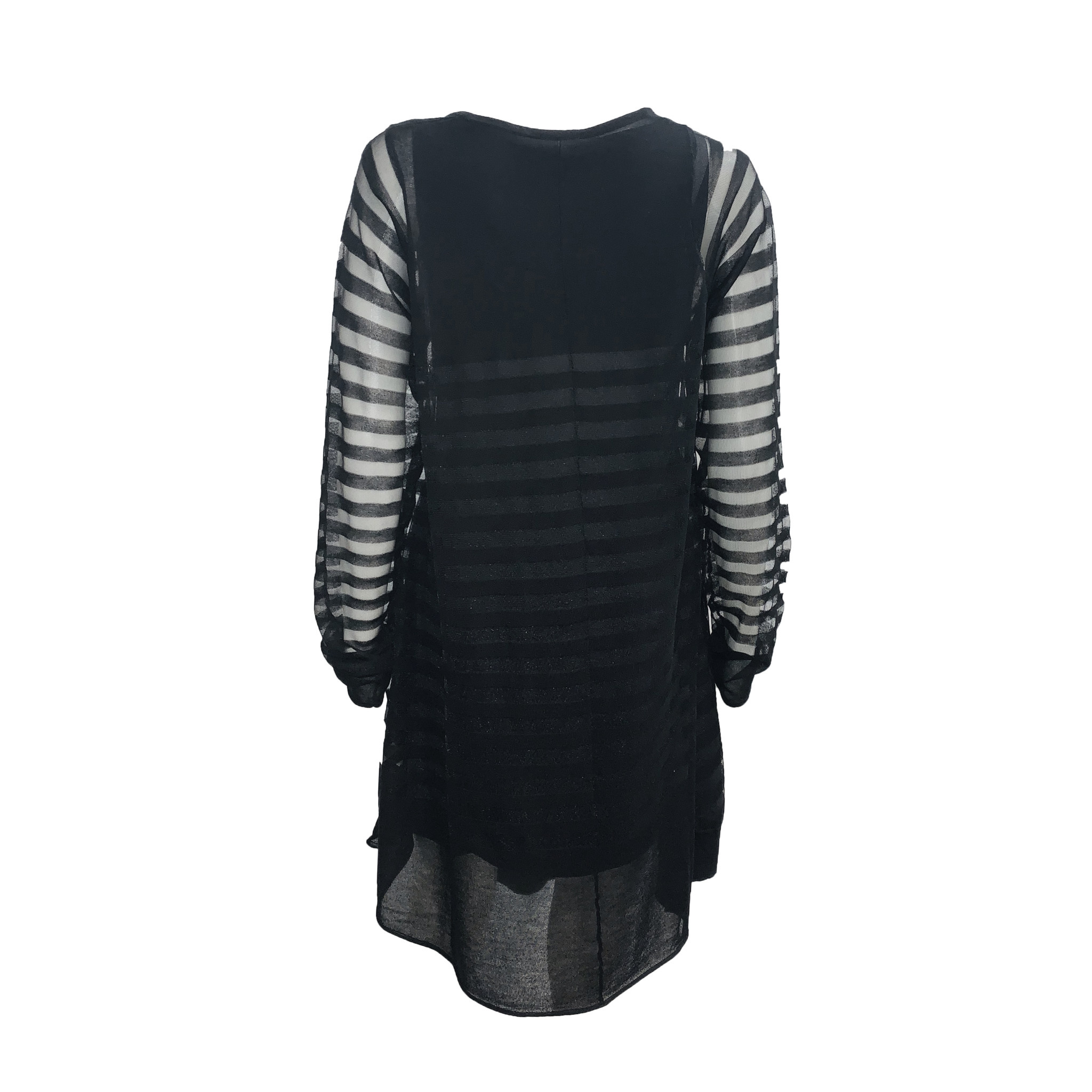 Studio Rundholz Studio Rundholz Knitted Tunic - Black