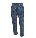 Studio Rundholz Studio Rundholz Print Pants - Blue Check