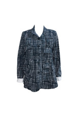 Studio Rundholz Studio Rundholz Print Jacket - Black Check