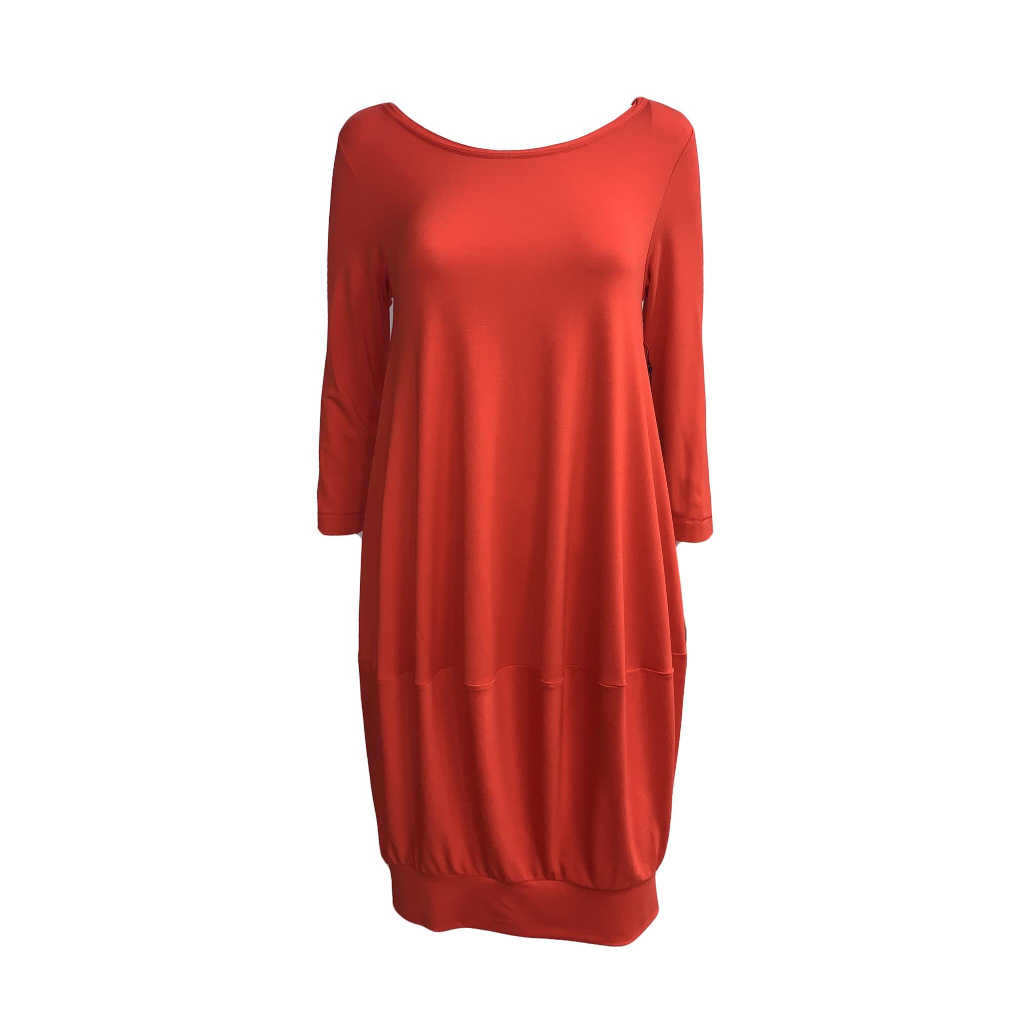 Xenia Xenia Vijo Dress- Red