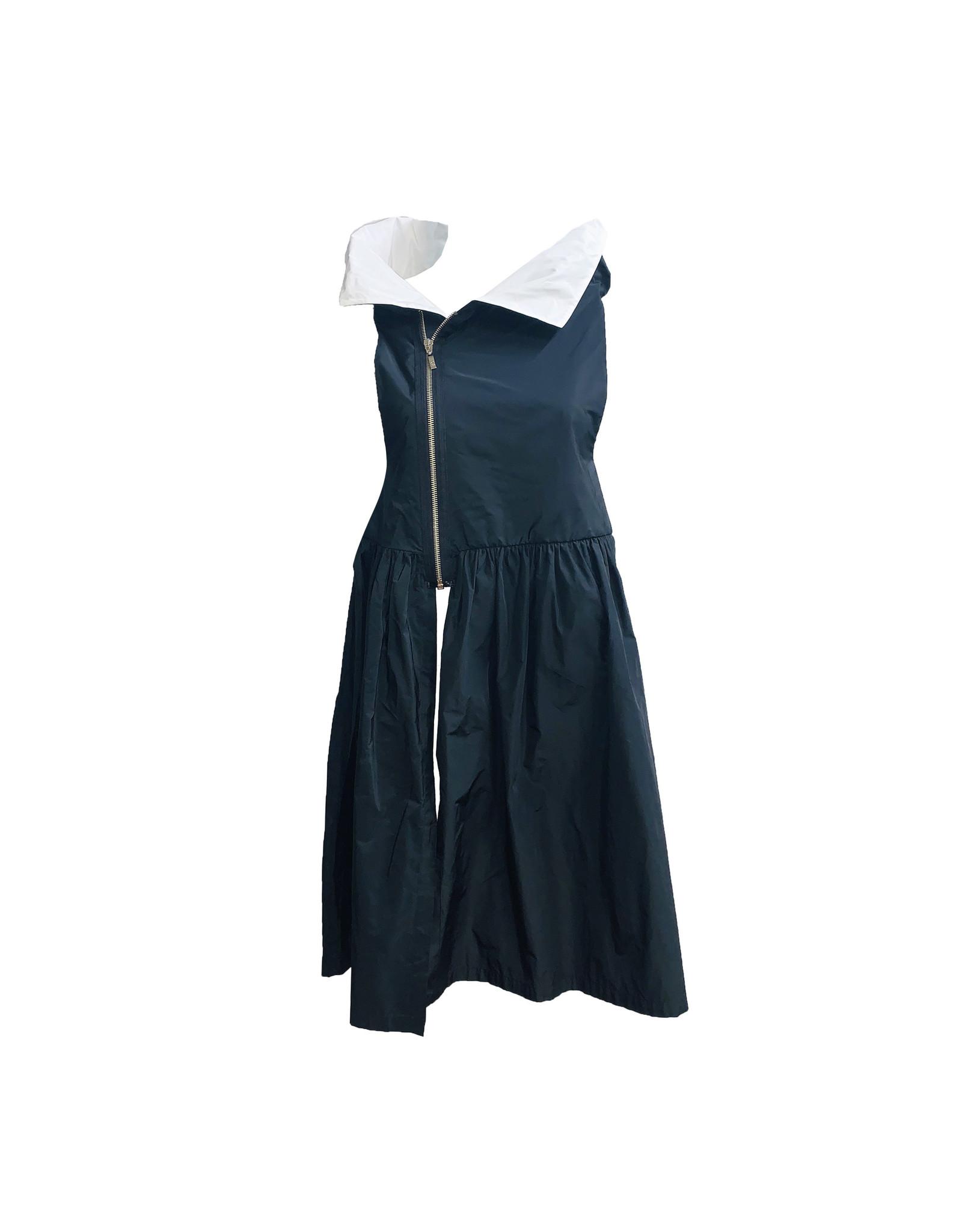 Xenia Xenia Cini Vest -Black/White