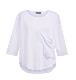 Alembika Alembika Pocket Top-White