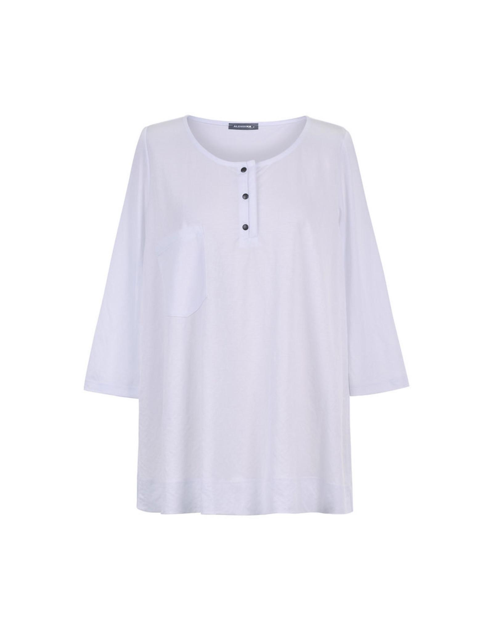 Alembika Alembika Knit Top-White