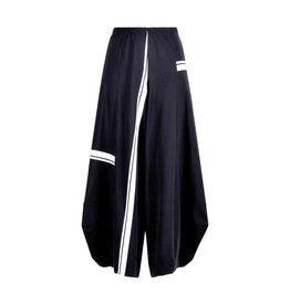 Alembika Tekbika Stripe Punto Pant-Black