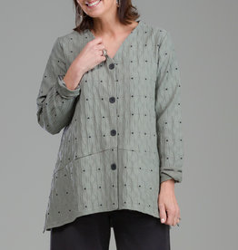 Fat Hat Fat Hat Travelin' Jacket - Sage