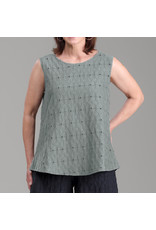 Fat Hat Fat Hat Shell Top - Sage