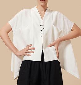 Crea Concept Crea Concept Safety Pin Shirt-Cream