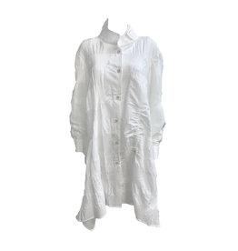 Crea Concept Crea Concept Long Shirt-Cream