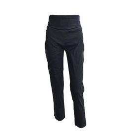 Crea Concept Crea Concept Fold Top Pant-Black