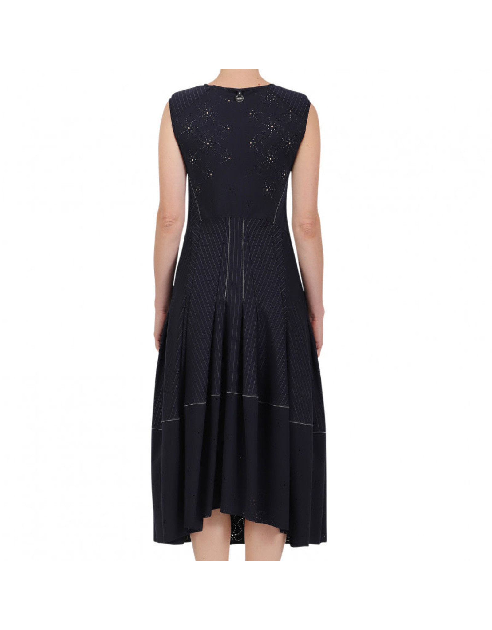 HIGH HIGH Mesmerize Dress - Navy