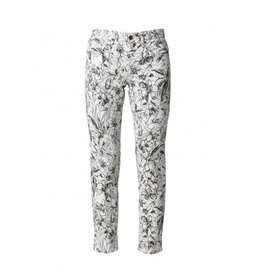 Cambio Cambio Pina Jeans - B/W Foral