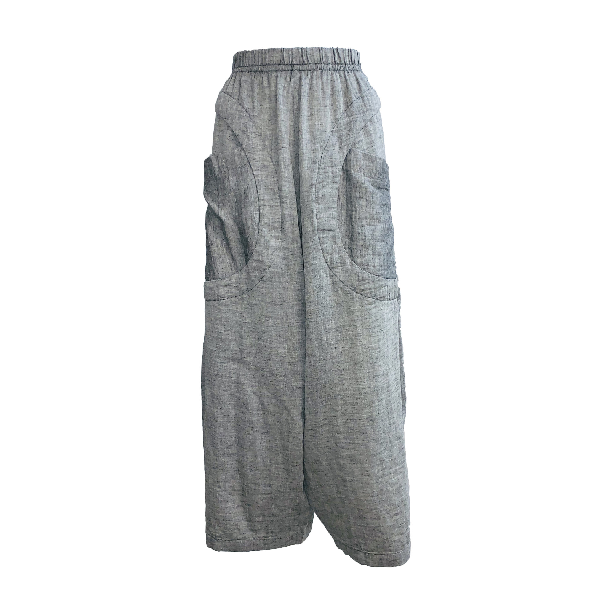 Dress To Kill Dress to Kill Circle Pant - Grey