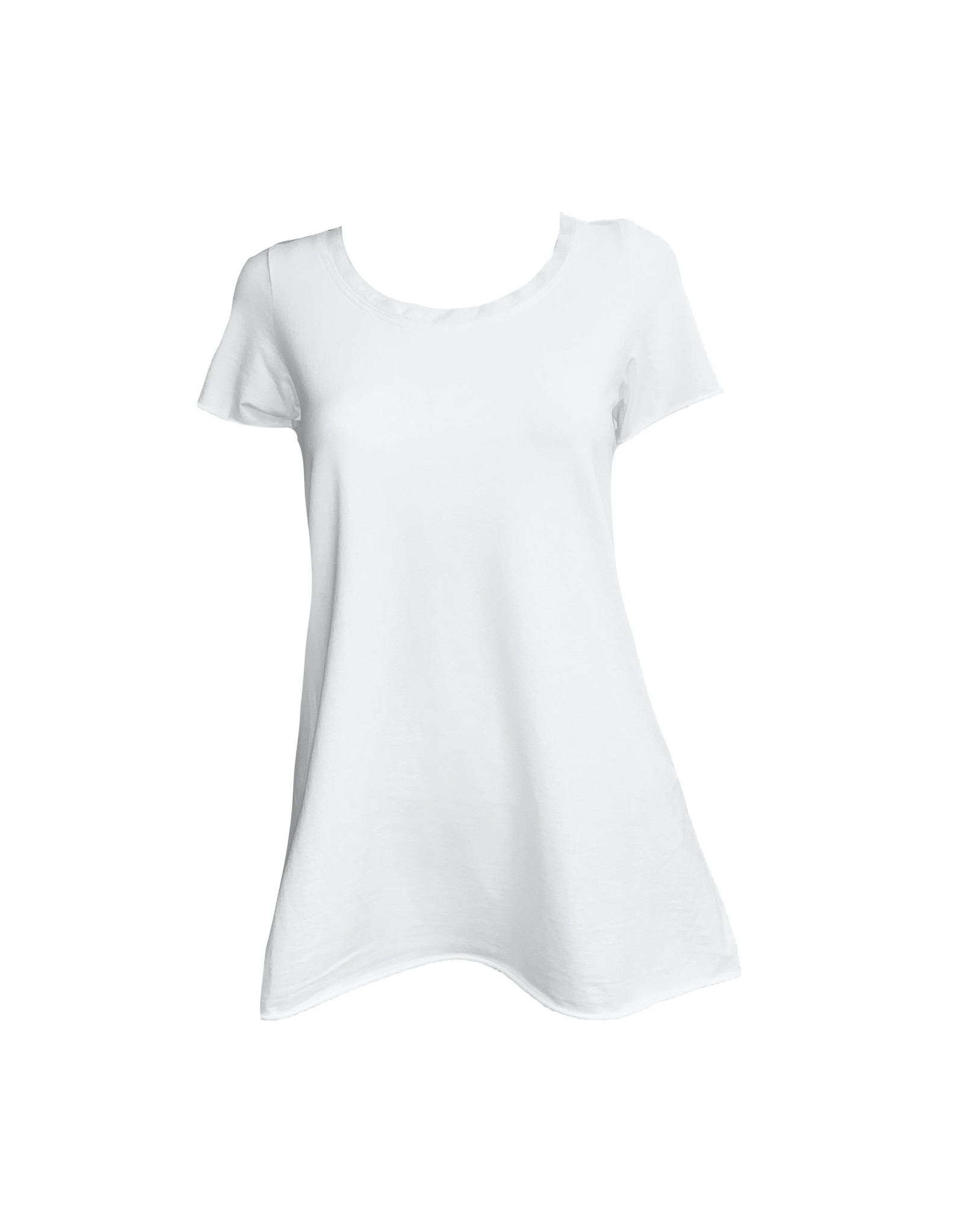 Studio Rundholz Studio Rundholz Short Sleeve Tee-White