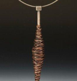 Baharal + Gnida Baharal + Gnida Copper Cocoon Necklace
